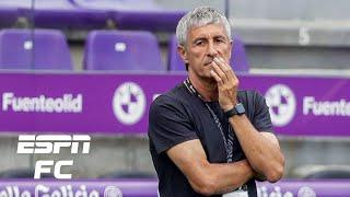Should Quique Setien be sacked if Barcelona don't win Champions League? | Extra Time