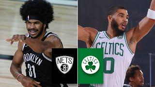 Brooklyn Nets vs. Boston Celtics [FULL HIGHLIGHTS] | 2019-20 NBA Highlights