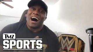 WWE Champ Bobby Lashley Says He's Down To Fight Brock Lesnar & Wrestle Him Too!!