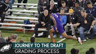 In-Depth Look at the Draft Grading Process | Journey to the Draft