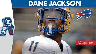 Dane Jackson Discusses Offseason Workouts & Prepping for Rookie Season | One Bills Live