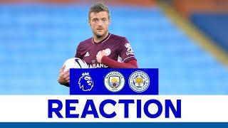 'Our Game Plan Worked Perfectly' - Jamie Vardy | Manchester City 2 Leicester City 5