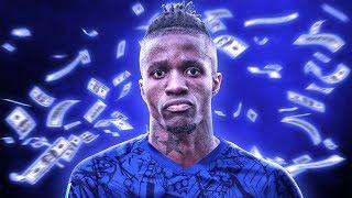 Chelsea To Spend £80m on Zaha In January Post Transfer Ban?! | Transfer Talk