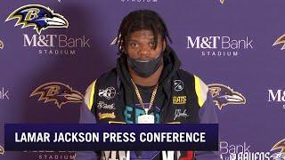 Lamar Jackson: 'I Put That on Me' | Baltimore Ravens