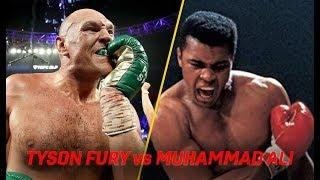 Would MUHAMMAD ALI be able to COPE with TYSON FURY? Muhammad Ali vs Tyson Fury - The Greatest!
