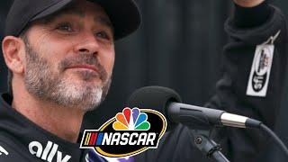 Jimmie Johnson's storybook NASCAR career doesn't need a storybook ending | Motorsports on NBC