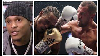 'GOT KNOCKED OUT BY A JAB?' - ANTHONY YARDE RESPONDS TO LYNDON ARTHUR'S DIG ABOUT KOVALEV TKO LOSS