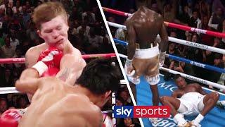 The 10 Most DEVASTATING One Punch Knockouts