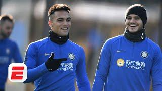How PSG's deal with Mauro Icardi affects Barcelona's pursuit of Lautaro Martinez | ESPN FC