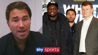 Eddie Hearn says Dillian Whyte WILL fight Alexander Povetkin behind closed doors | The Boxing Show