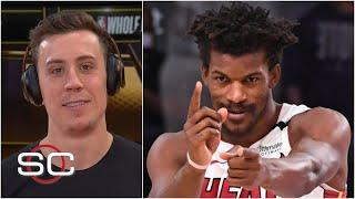 Duncan Robinson calls Jimmy Butler 'the ultimate teammate' after Heat's Game 5 win   SportsCenter