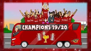 LIVERPOOL CHAMPIONS! Who Won the League? 2019-2020