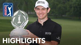 Patrick Cantlay's winning highlights from the Memorial   2021