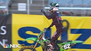 Supercross Round 14 at Salt Lake City | 250SX EXTENDED HIGHLIGHTS | 06/10/20 | Motorsports on NBC