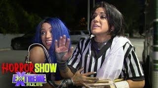Bayley and Sasha's getaway: WWE Network Exclusive, July 19, 2020