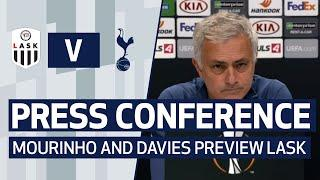 PRESS CONFERENCE | JOSE MOURINHO AND BEN DAVIES PREVIEW LASK