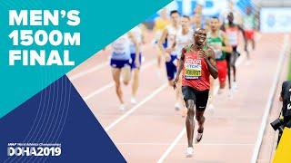 Men's 1500m Final | World Athletics Championships Doha 2019