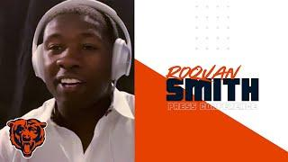 Roquan Smith on defensive stand vs Bucs | Chicago Bears