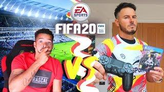 FIFA 20 UNBOXING & EPIC GAMEPLAY! ️ | BILLY WINGROVE VS JEREMY LYNCH