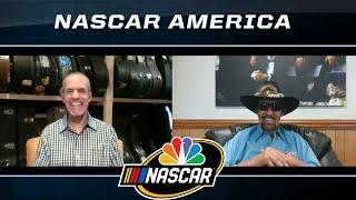 Richard Petty tells Kyle Petty how Darlington Raceway changed NASCAR forever| Motorsports on NBC