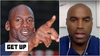 Scott Burrell on how he was treated by Michael Jordan: It made me a better player | Get Up