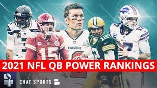 NFL QB Rankings: Projecting All 32 Starting Quarterbacks In 2021 & Ranking Them From Worst To First