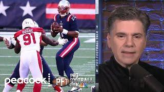 How New England Patriots contained Kyler Murray in win over Cards | Pro Football Talk | NBC Sports