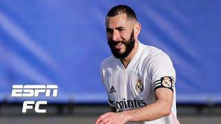Madrid derby preview: Is Karim Benzema healthy enough to lead Real Madrid to a win? | ESPN FC
