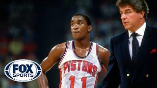 Isiah Thomas on 'The Jordan Rules' with Chris Broussard following 'The Last Dance' | FOX SPORTS