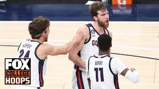 Andy Katz: Gonzaga, Baylor living up to the hype | College Basketball Rankings | FOX COLLEGE HOOPS