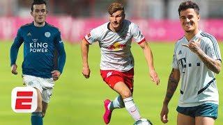 Chelsea transfer targets: Can Lampard sign Werner, Coutinho AND Chilwell? | ESPN FC