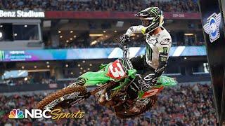Eli Tomac discusses preparing for Supercross' return, racing without fans | Motorsports on NBC