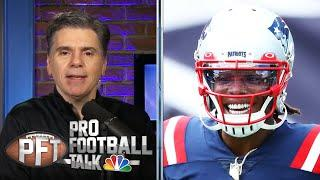 Can Cam Newton, Patriots keep the momentum going vs. Seahawks? | Pro Football Talk | NBC Sports