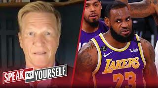 A 4th title with Lakers could reignite GOAT convo for LeBron — Ric Bucher | NBA | SPEAK FOR YOURSELF