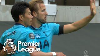 Harry Kane reclaims the lead for Tottenham against Newcastle | Premier League | NBC Sports