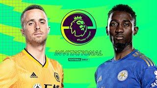 Wolves vs Leicester | Diogo Jota vs Wilfred Ndidi | ePL Invitational Round 2