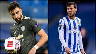 'Worst possible draw!' Reacting to Manchester United vs. Real Sociedad in Europa League | ESPN FC