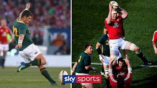 South Africa v British & Irish Lions | 2nd Test '09 | Watchalong with Paul O'Connell & Jamie Roberts