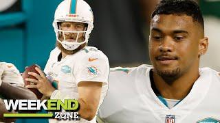 Ryan Fitzpatrick Reacts To Tua Taking Lead QB Spot, Deebo Goes In On Donald & Games Of The Week | WZ