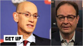 Woj explains the biggest challenges Adam Silver faces on the future of the NBA season | Get Up