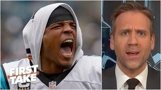 Cam Newton isn't the right QB to replace Tom Brady on the Patriots - Max Kellerman | First Take