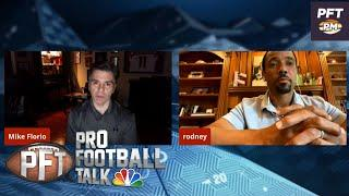 PFTPM: Rodney Harrison talks Cam Newton, NFL season's obstacles (FULL EPISODE) | NBC Sports