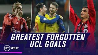 The greatest forgotten goals in Champions League history