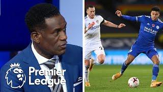 Reactions, analysis after Leicester City beat Leeds United 4-1 | Premier League | NBC Sports