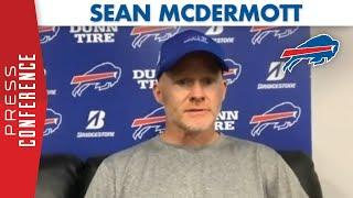 Sean McDermott Says Bills Have A Lot to Work On | Buffalo Bills