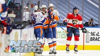 NHL Stanley Cup Qualifying Round: Islanders vs. Panthers | Game 4 EXTENDED HIGHLIGHTS | NBC Sports