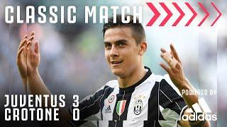 Juventus 3-0 Crotone | Juventus Secure #LE6END Status! | Classic Match Powered by Adidas