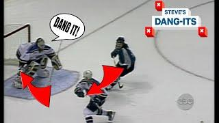 NHL Worst Plays Of All-Time: What Are You Doing Bergevin!? | Steve's Dang Its