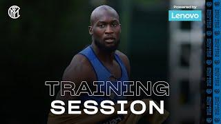 LOOKING TO BOUNCE BACK | INTER'S TRAINING SESSION AT APPIANO GENTILE  powered by Lenovo