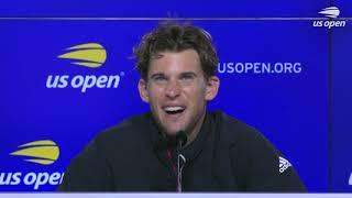 """Dominic Thiem: """"It's probably a bigger chance for all of us to win our first slam!"""" 